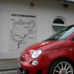 Nürburgring, con il Cinquino