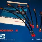 Finalmente disponibile il Kit Tubi Freno in treccia per Abarth 500 !