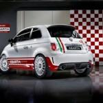 Stabilito il calendario per il Trofeo Abarth 500 Rally