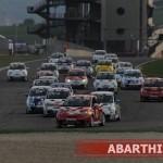 I Trofei Abarth 500 Selenia per la stagione 2010 in pista
