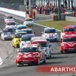 Trofeo Abarth 500 Selenia: pole di Baldan a Magione