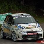 Trofeo Abarth 500 Rally-Selenia: Vescovi vince il 27° Rally della Marca
