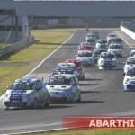 Trofeo Abarth 500 Selenia: a Magione vince Baldan