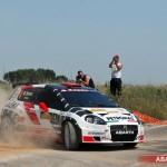 Successo di squadra al Rally del Salento: Abarth e Rossetti in testa al Campionato Italiano