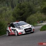 Rally del Salento: Abarth difende il primato nel Campionato Italiano