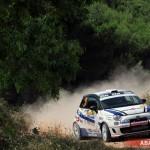 Trofeo Abarth 500 Rally-Selenia: al 44° Rally del Salento vince Vescovi