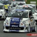 A Hockenheim doppietta di Baldan nel Trofeo Abarth 500 Selenia Europe