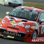 Trofei Abarth 500 Selenia Europe e Italia: a Imola pole position dell'inglese Jones