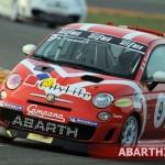 Trofei Abarth 500 Selenia Europe e Italia: a Imola pole position dell'inglese Jones