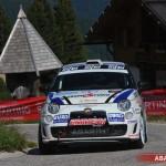 Trofeo Abarth 500 Rally-Selenia: Vescovi vince anche il 30° Rally San Martino di Castrozza e Primiero