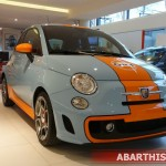 Gulf 500 COVE Abarth Limited Edition