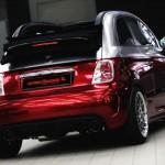 Romeo Ferraris Abarth 500C anniversario