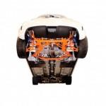 Abarth 500 Motore Centrale R230