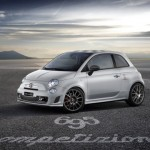 Abarth 500 al Salone di Francoforte