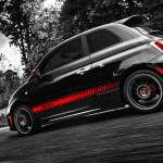 500 Abarth spot USA con Charlie Sheen